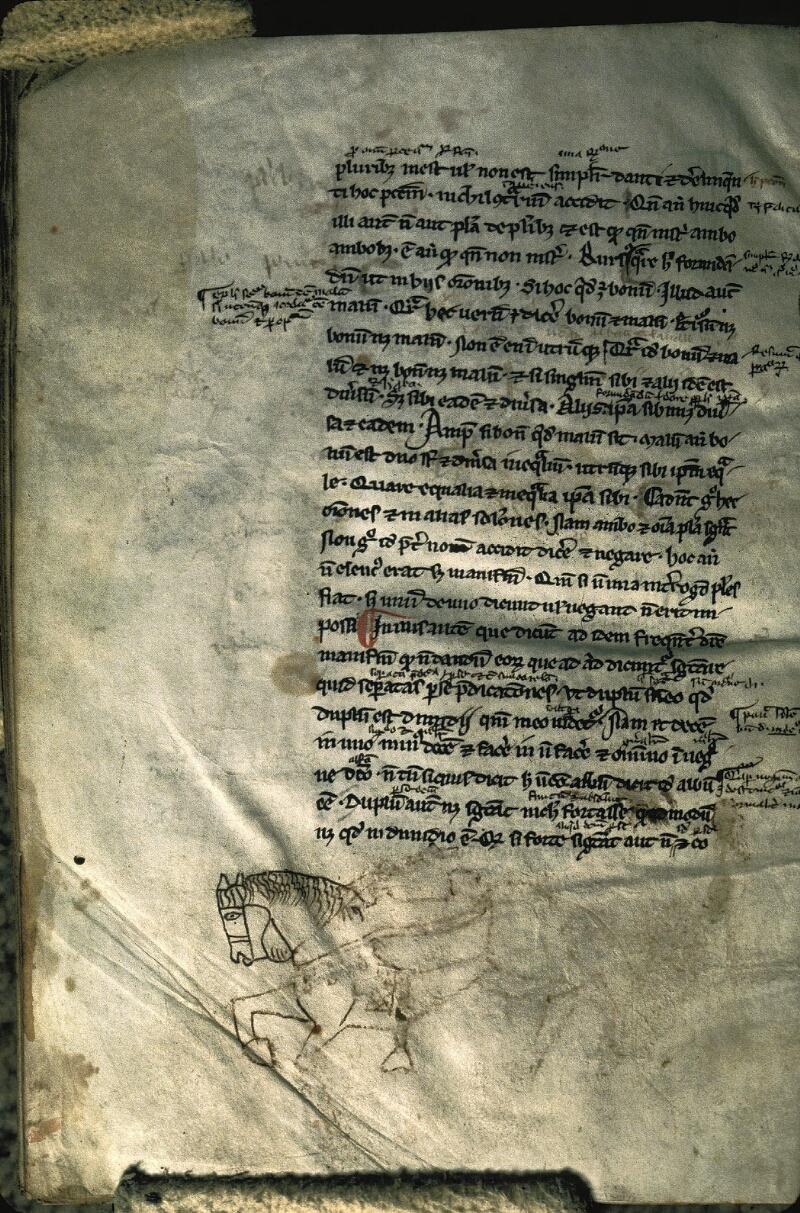 Avranches, Bibl. mun., ms. 0228, f. 150v