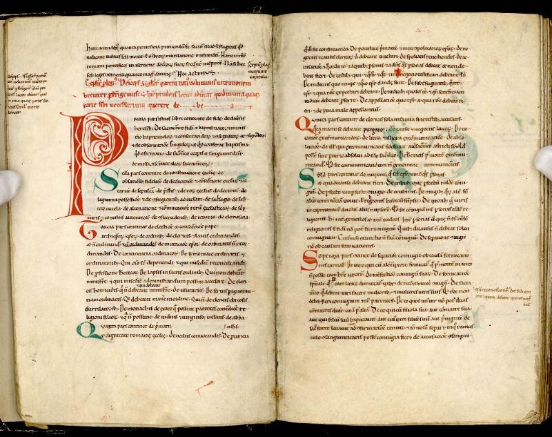 AVRANCHES, Bibliothèque municipale, 0147, f. 006v - 007