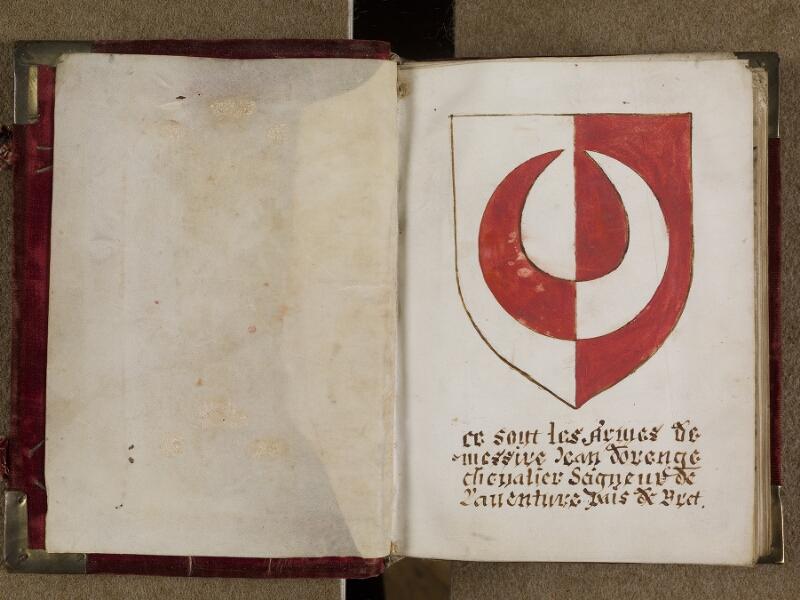 AVRANCHES, Bibliothèque municipale, 0302, contregarde - f. 000A