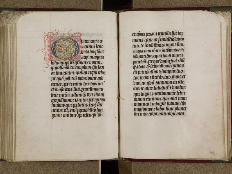 AVRANCHES, Bibliothèque municipale, 0302, f. 104v - 105