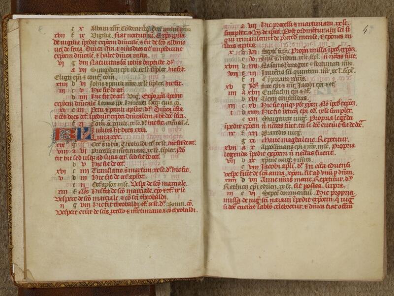 Bayeux, Bibl. mun., ms. 0058, f. 003v-004
