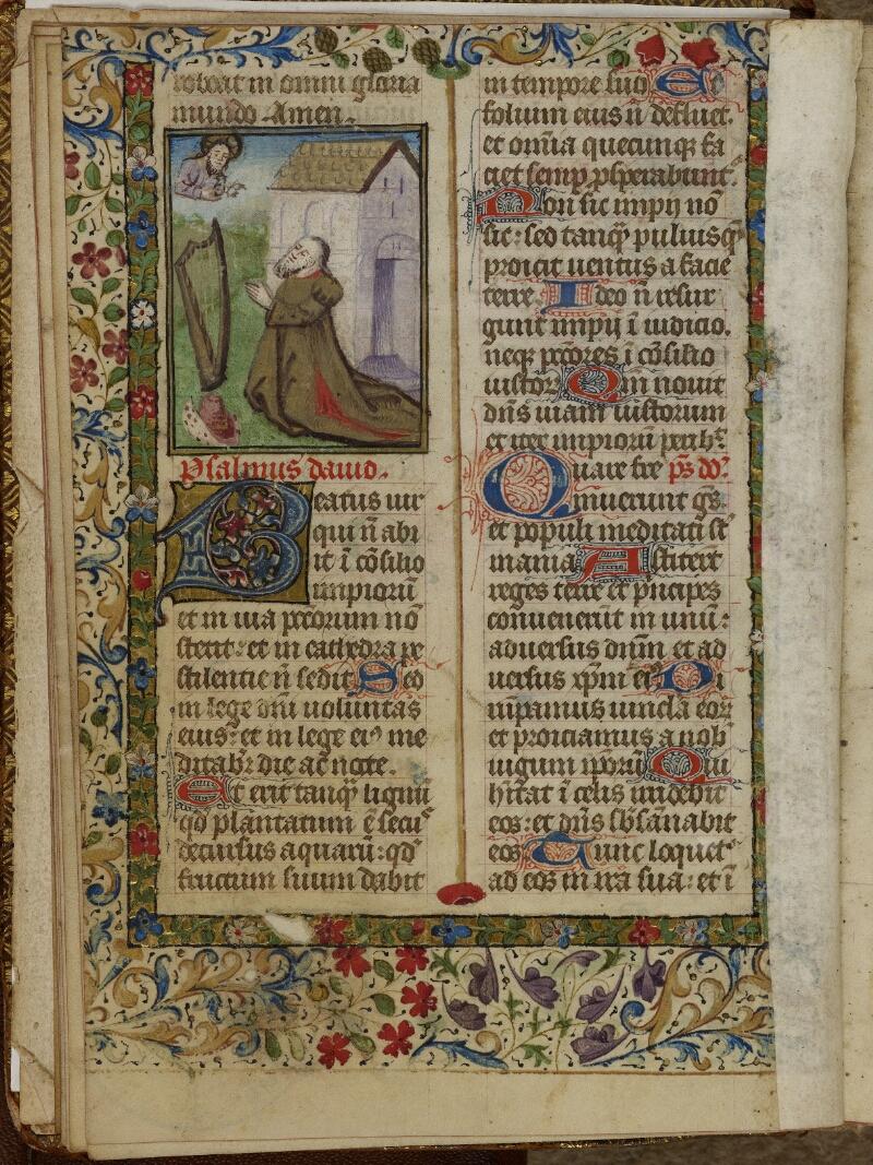 Bayeux, Bibl. mun., ms. 0058, f. 009v