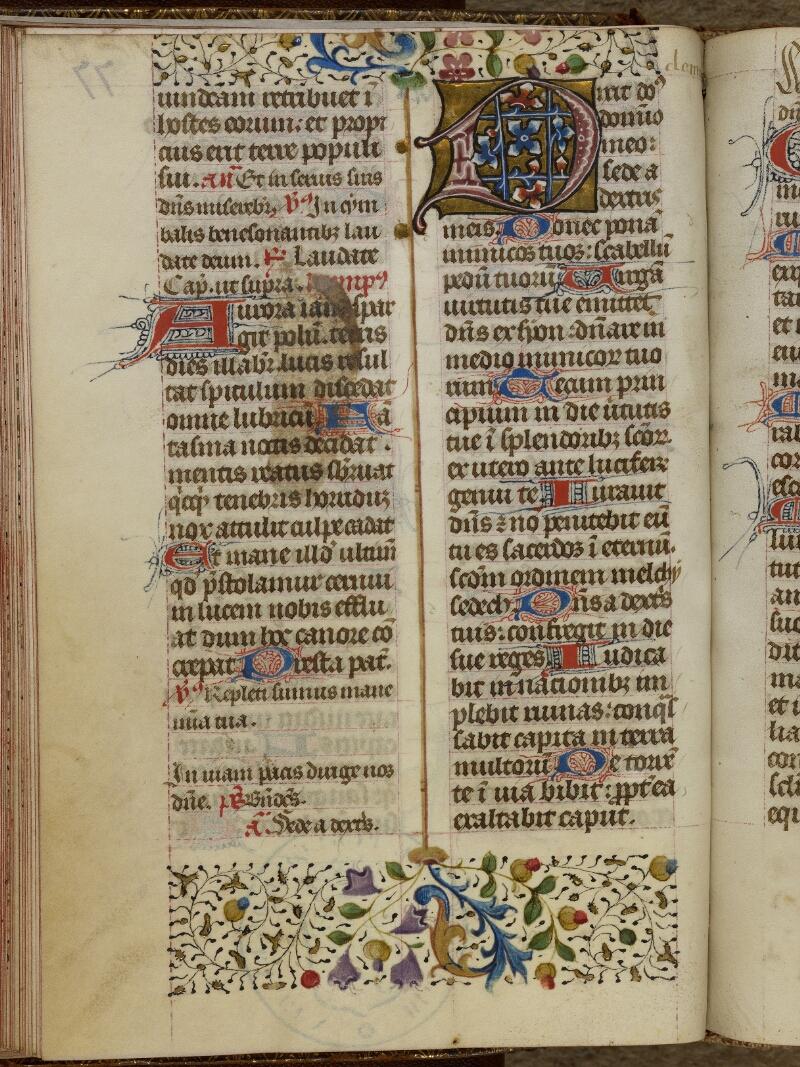 Bayeux, Bibl. mun., ms. 0058, f. 077v