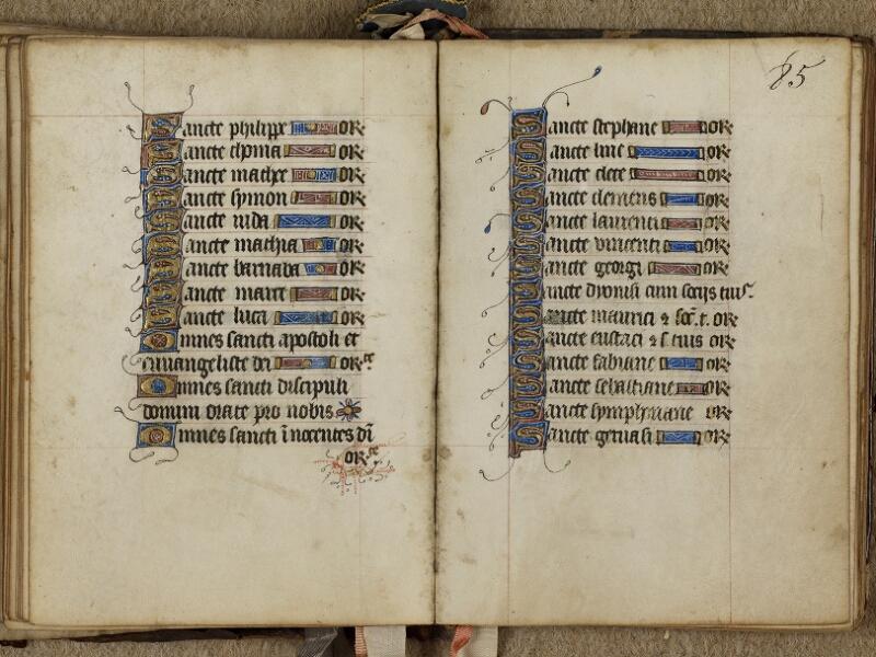 Bayeux, Bibl. mun., ms. 0183, f. 084v-085