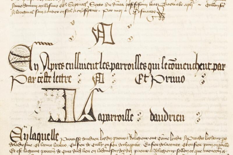 Bayeux, Bibl. mun., ms. 0001, p. 046 - vue 2