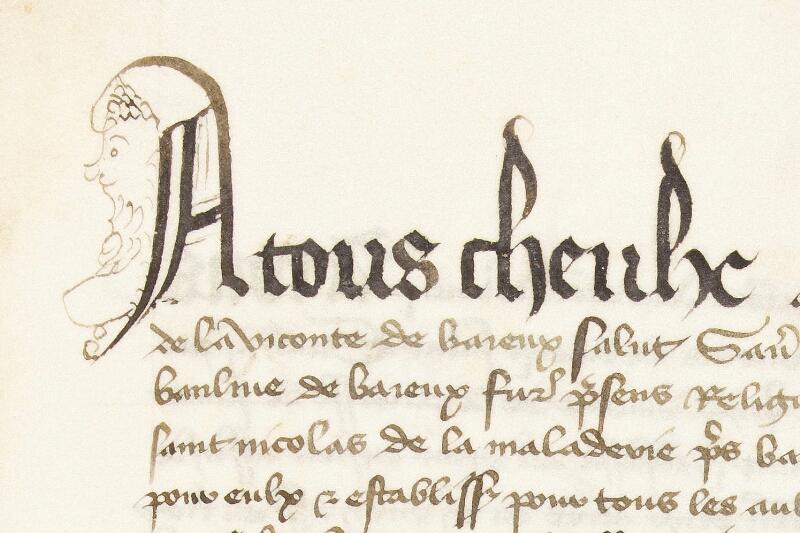 Bayeux, Bibl. mun., ms. 0001, p. 793 - vue 2