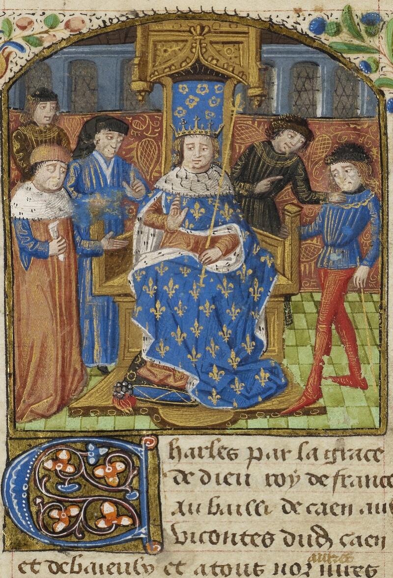 Bayeux, Bibl. mun., ms. 0004, f. 004v - vue 2