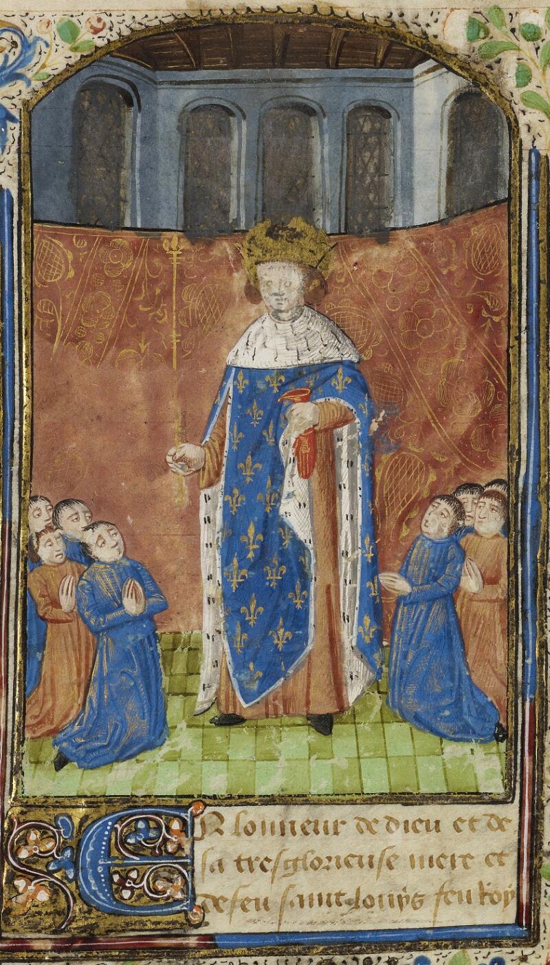 Bayeux, Bibl. mun., ms. 0004, f. 012v - vue 2