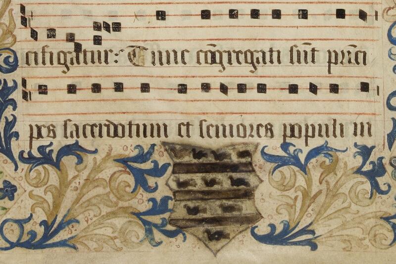 Bayeux, Bibl. mun., ms. 0008, f. 001 - vue 4
