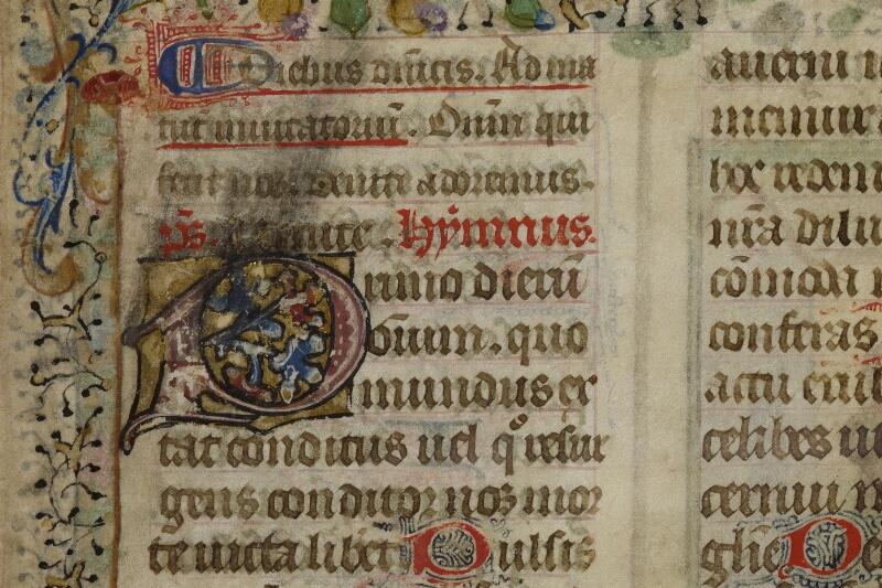 Bayeux, Bibl. mun., ms. 0058, f. 009 - vue 2