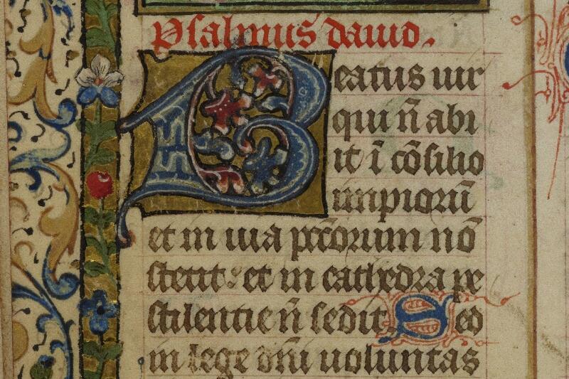 Bayeux, Bibl. mun., ms. 0058, f. 009v - vue 3