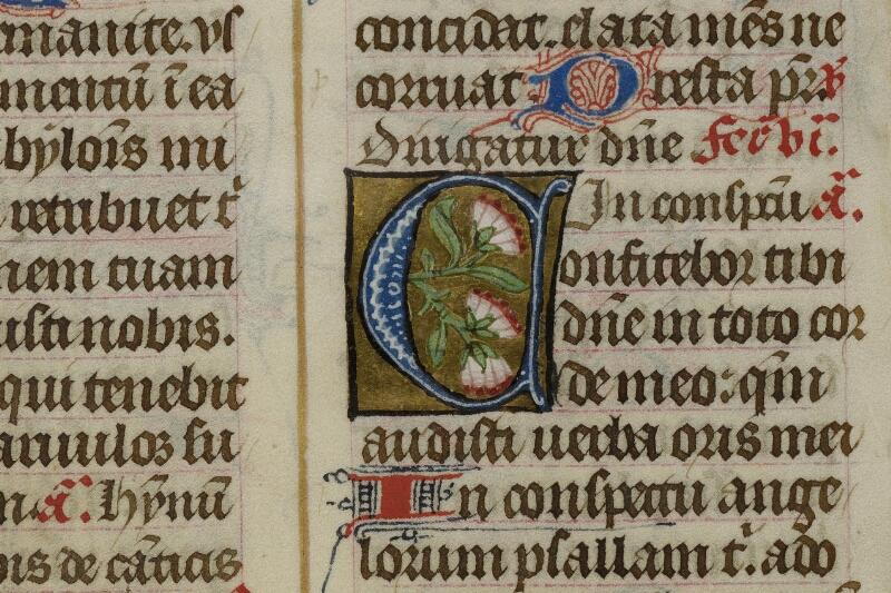 Bayeux, Bibl. mun., ms. 0058, f. 095v - vue 2