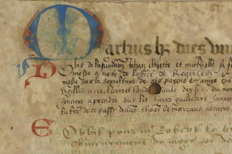 Bayeux, Bibl. mun., ms. 0096, f. 006 - vue 2