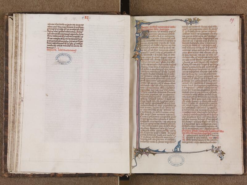 BOULOGNE-SUR-MER, Bibliothèque municipale, 0065, f. 028v - 029r
