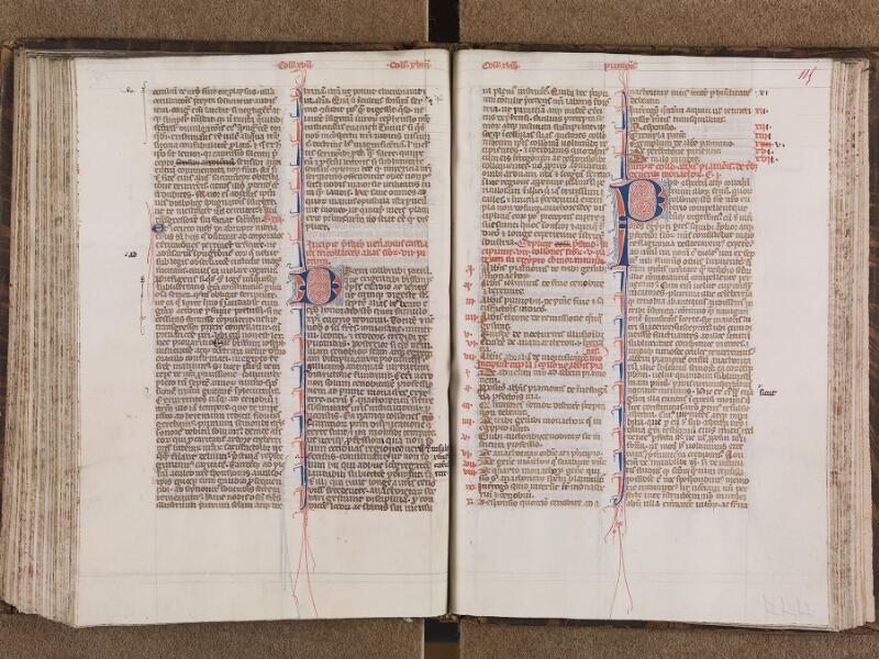 BOULOGNE-SUR-MER, Bibliothèque municipale, 0065, f. 114v - 115r