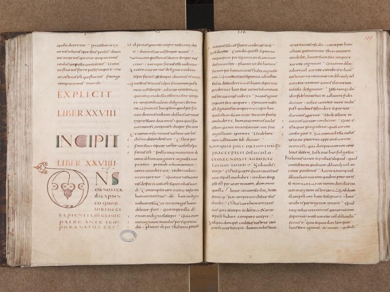 BOULOGNE-SUR-MER, Bibliothèque municipale, 0071, t. I, f. 128v - 129r