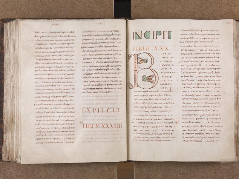 BOULOGNE-SUR-MER, Bibliothèque municipale, 0071, t. I, f. 153v - 154r