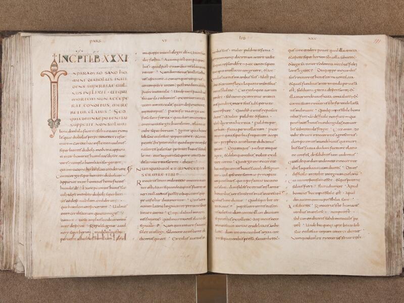 BOULOGNE-SUR-MER, Bibliothèque municipale, 0071, t. I, f. 180v - 181r