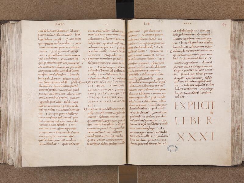 BOULOGNE-SUR-MER, Bibliothèque municipale, 0071, t. I, f. 214v - 215r