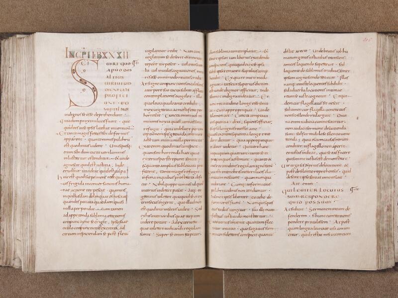 BOULOGNE-SUR-MER, Bibliothèque municipale, 0071, t. I, f. 215v - 216r