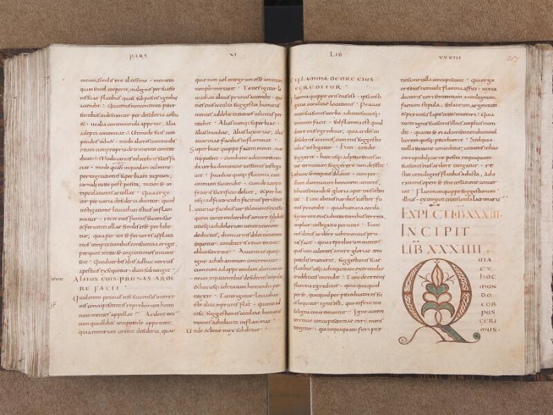 BOULOGNE-SUR-MER, Bibliothèque municipale, 0071, t. I, f. 266v - 267r