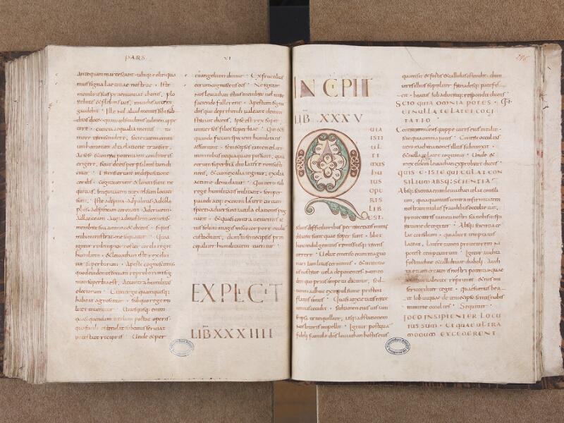 BOULOGNE-SUR-MER, Bibliothèque municipale, 0071, t. I, f. 285v - 286r