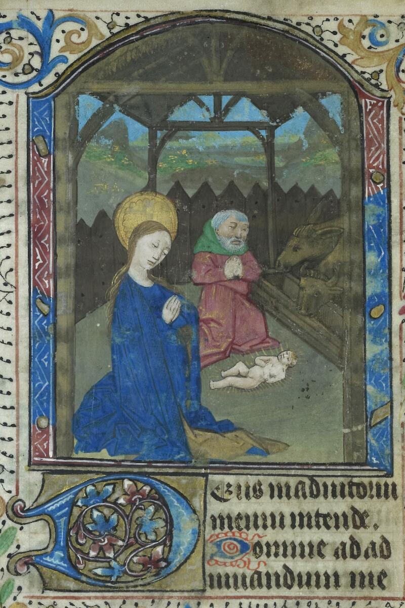 Brest, Bibl. mun, ms. 0001, f. 028 - vue 2