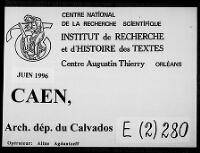 https://iiif.irht.cnrs.fr/iiif/France/Caen/Archives_departementales_du_Calvados/141185101_E_02_0280/DEPOT/141185101_E_02_0280_0001/full/200,/0/default.jpg