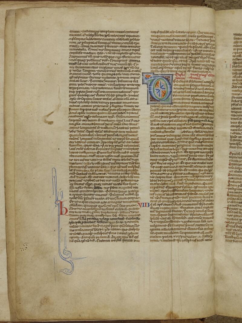 Caen, Bibl. mun., ms. 0002, f. 002v - vue 1