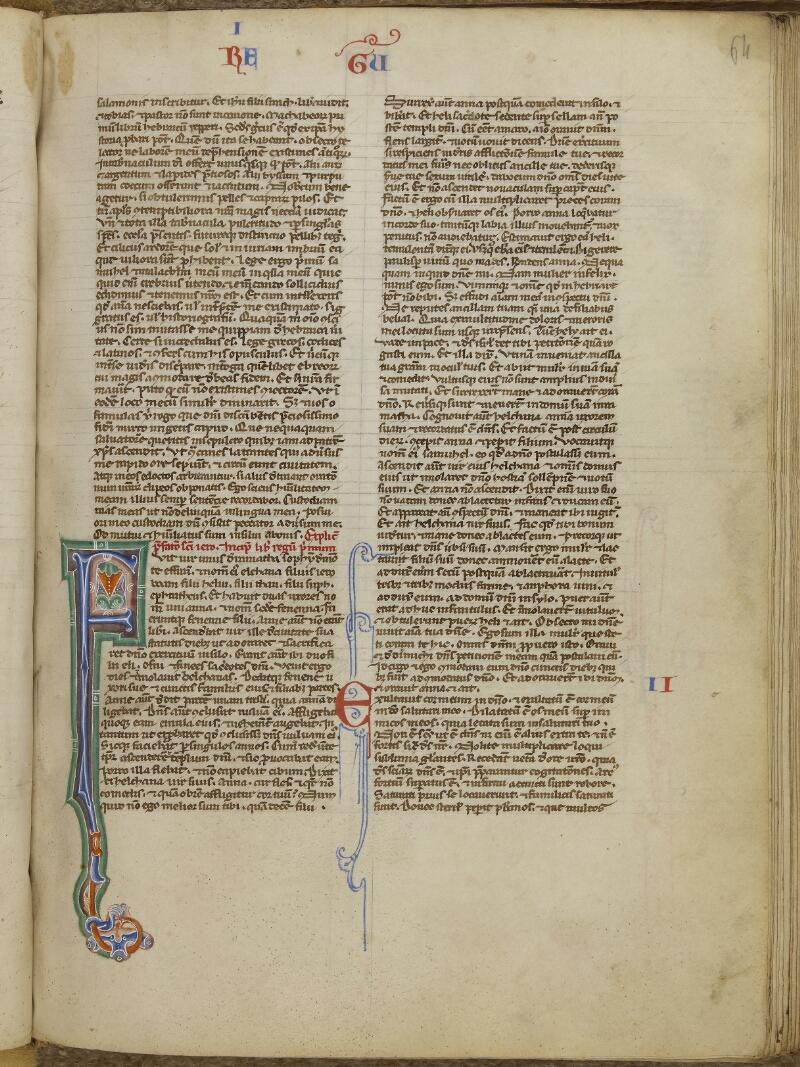 Caen, Bibl. mun., ms. 0002, f. 064