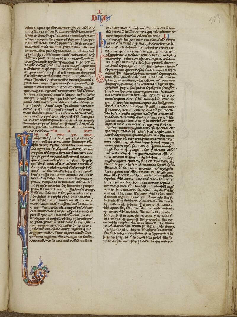 Caen, Bibl. mun., ms. 0002, f. 113