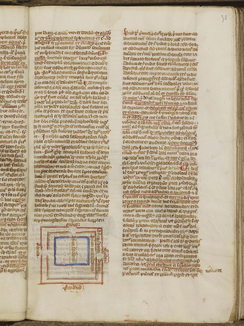 Caen, Bibl. mun., ms. 0003, f. 030