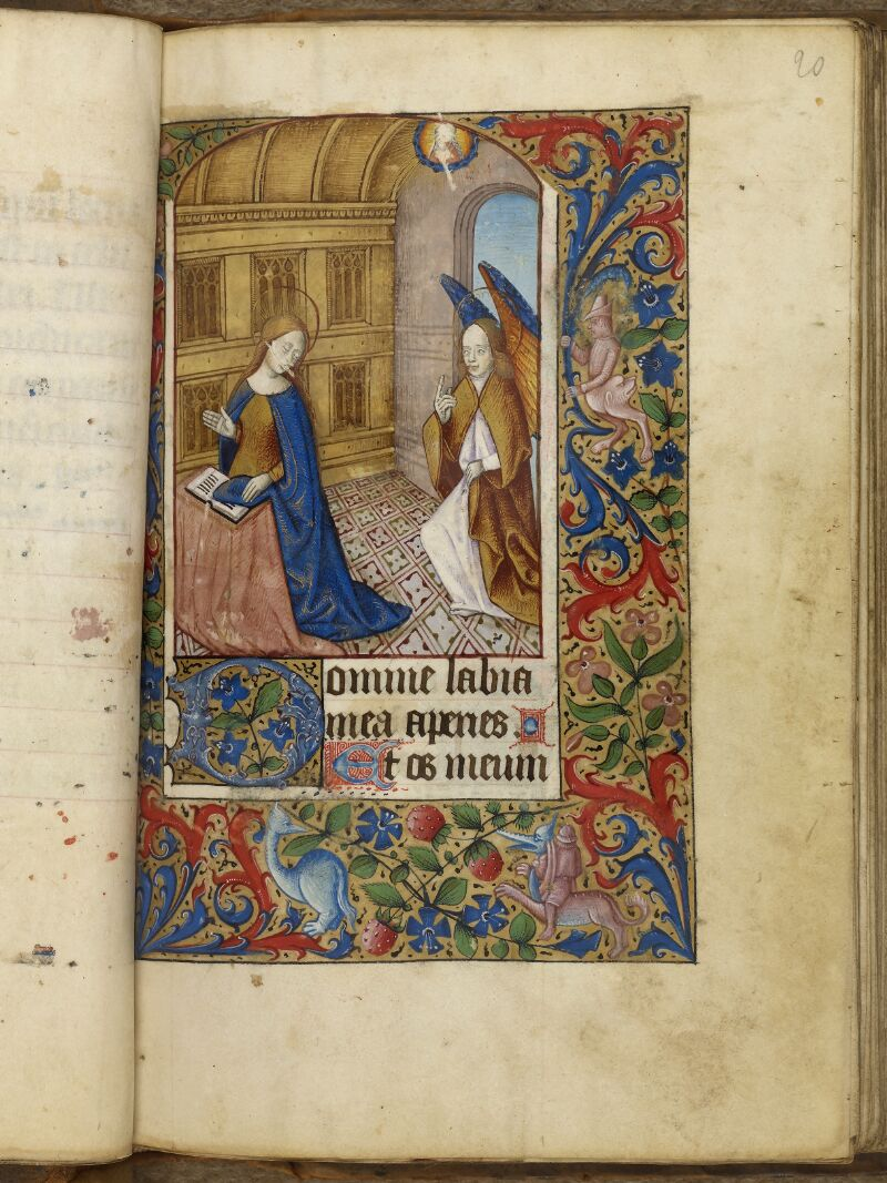 Caen, Bibl. mun., ms. 0013, f. 020