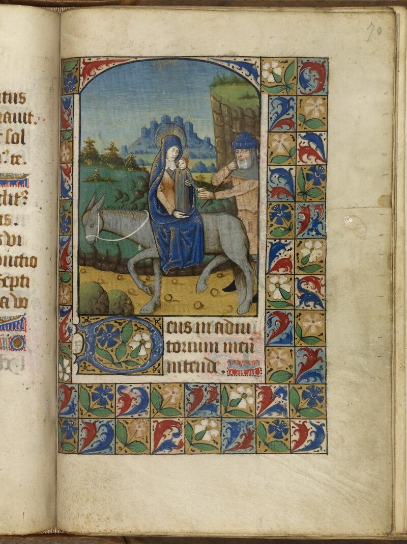 Caen, Bibl. mun., ms. 0013, f. 070