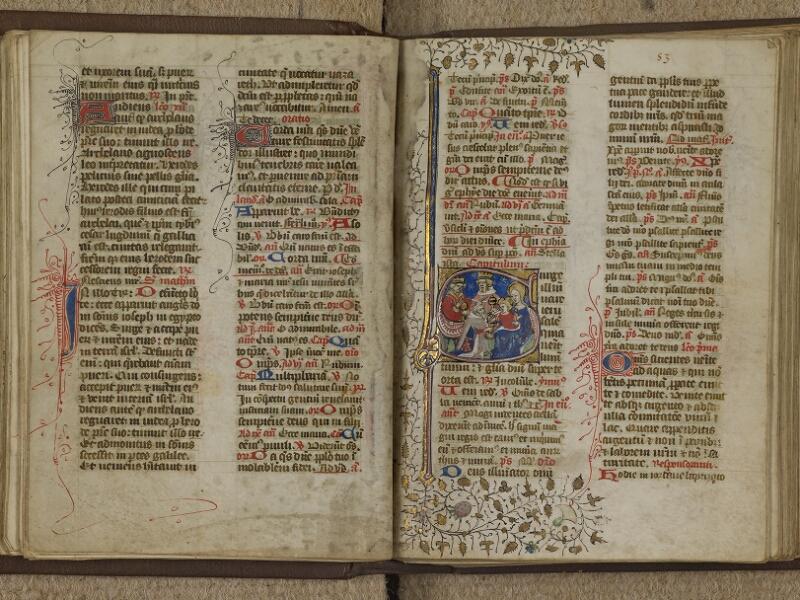 Caen, Bibl. mun., ms. 0020, B f. 052v-053