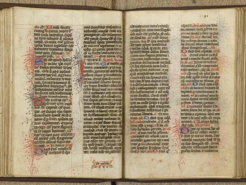 Caen, Bibl. mun., ms. 0020, B f. 090v-091