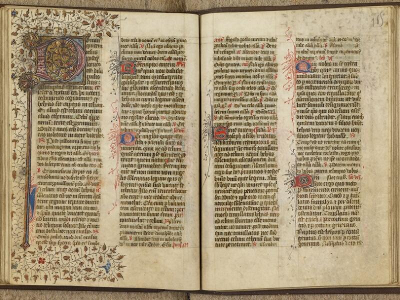 Caen, Bibl. mun., ms. 0020, B f. 164v-165