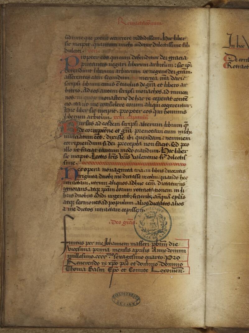 Caen, Bibl. mun., ms. 0026, f. 191v