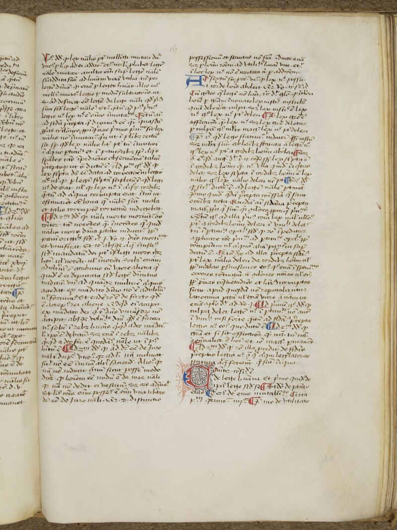 Caen, Bibl. mun., ms. 0029, f. 167