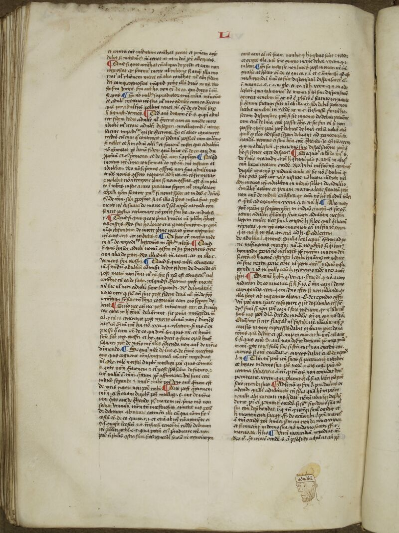 Caen, Bibl. mun., ms. 0036, f. 308v