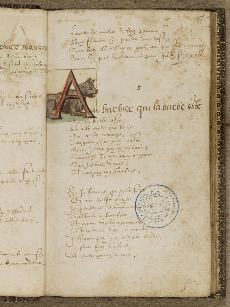 Caen, Bibl. mun., ms. 0207, f. 011