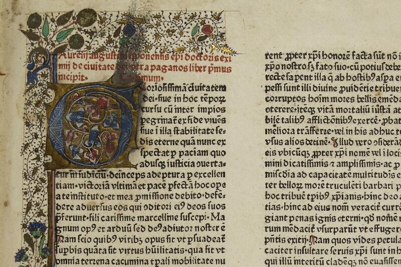 Caen, Bibl. mun., inc. 001 bis, f. 003 - vue 3