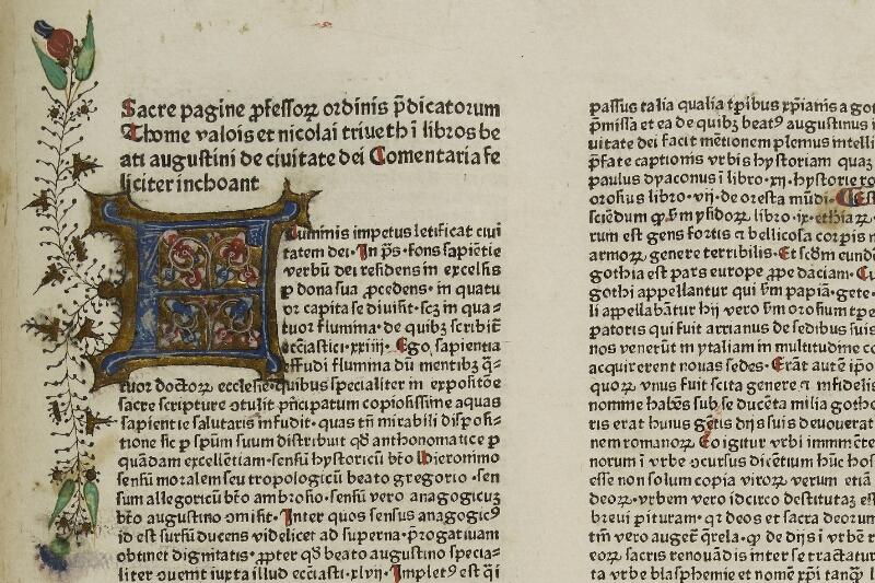 Caen, Bibl. mun., inc. 001 bis, f. 179 - vue 2