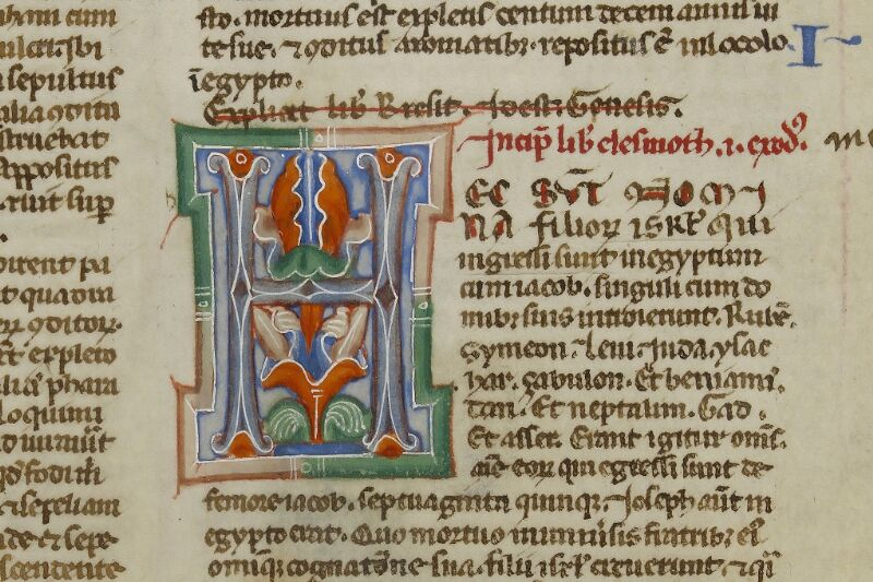 Caen, Bibl. mun., ms. 0002, f. 015 - vue 2