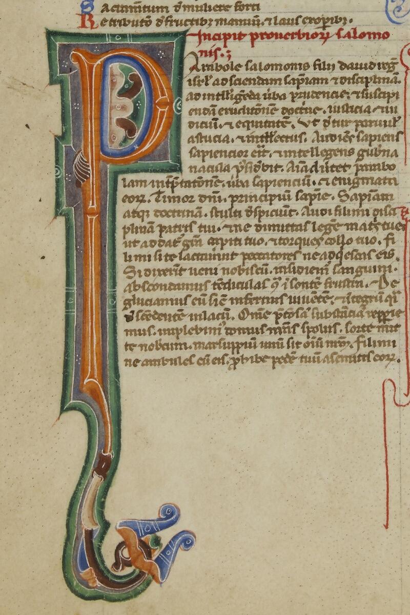 Caen, Bibl. mun., ms. 0002, f. 134 - vue 2