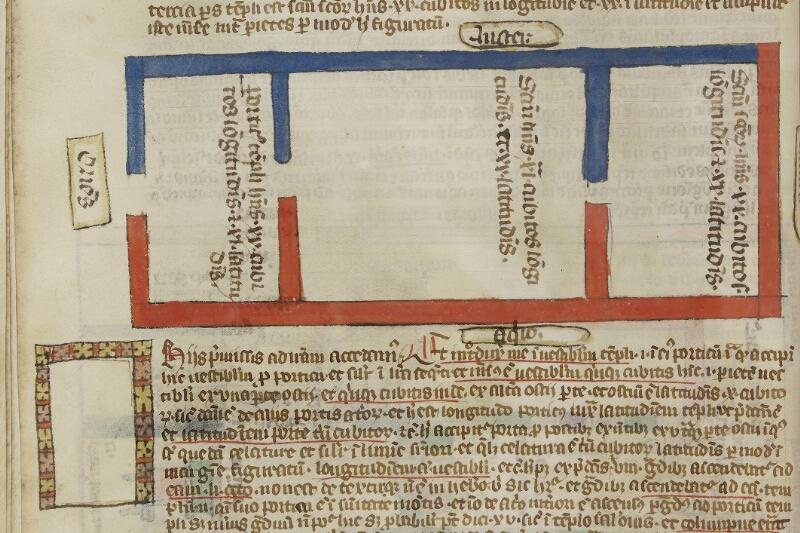Caen, Bibl. mun., ms. 0003, f. 060v - vue 2