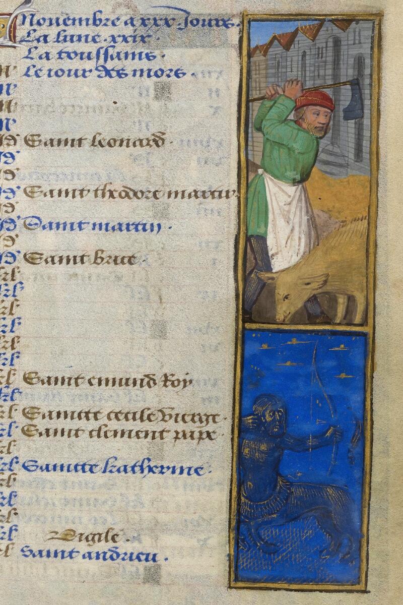 Caen, Bibl. mun., ms. 0012, f. 006 - vue 2