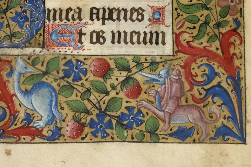 Caen, Bibl. mun., ms. 0013, f. 020 - vue 4