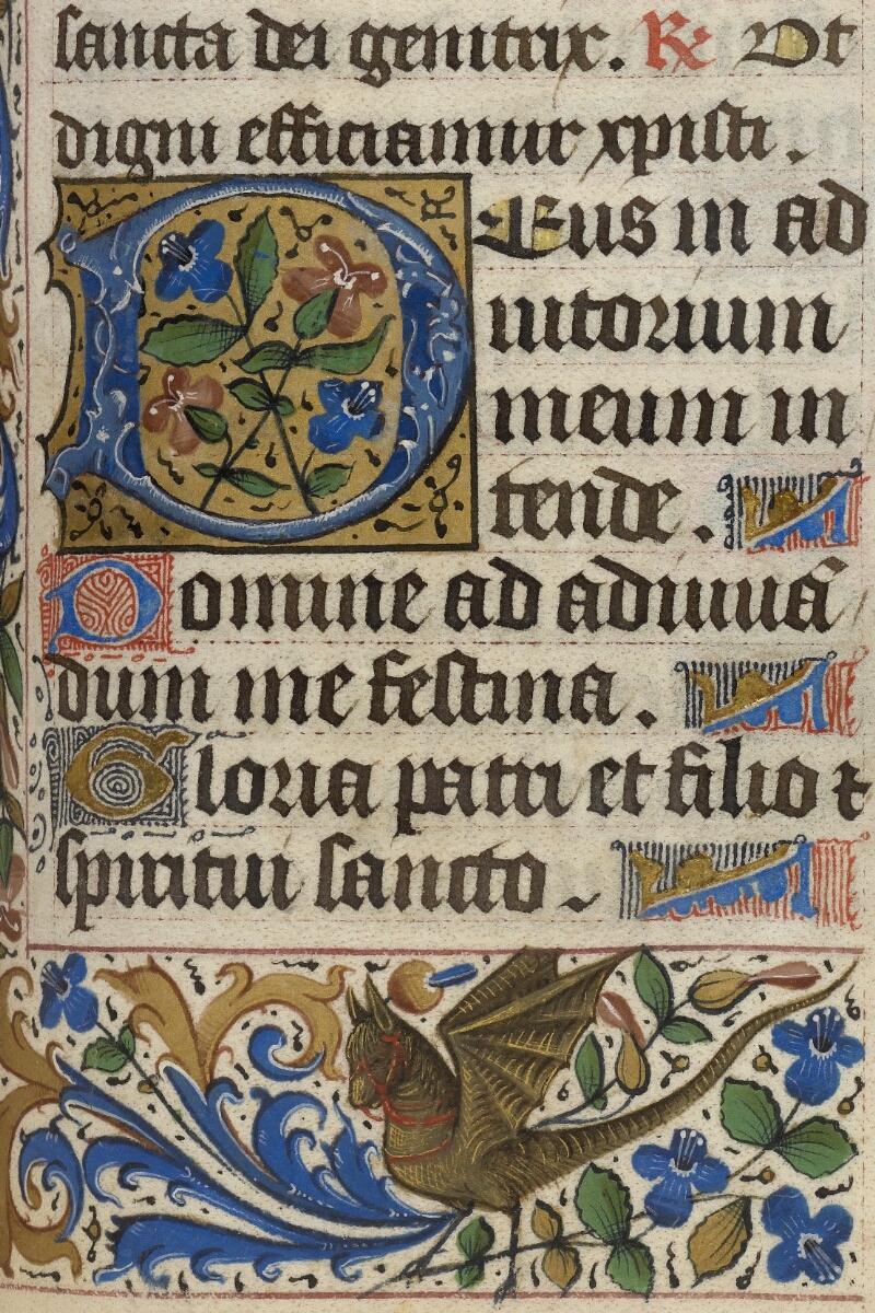 Caen, Bibl. mun., ms. 0013, f. 033 - vue 2