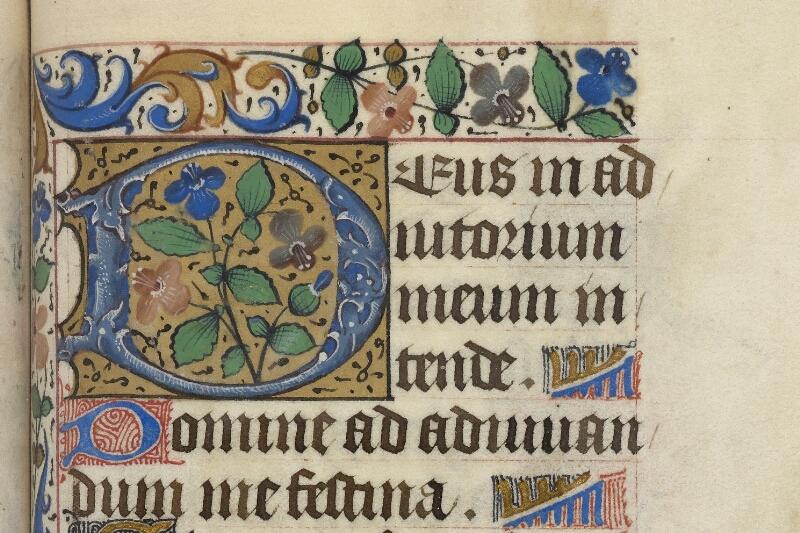 Caen, Bibl. mun., ms. 0013, f. 057 - vue 2